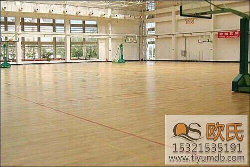 体育馆地板