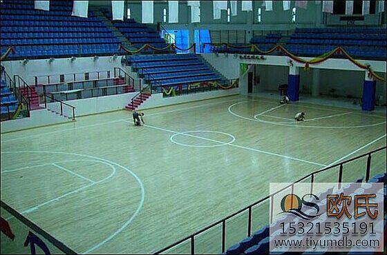 体育地板厂家