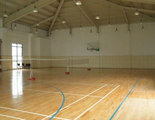 室内篮球馆体育地板你了解吗
