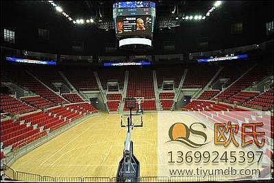 体育场馆为什么选择运动木地板而不用pvc?