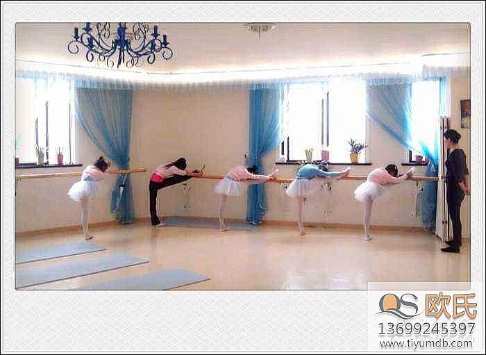 8种不可或缺的专业舞蹈室的基础配置设备
