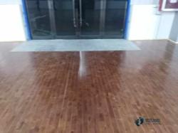 专用运动场地木地板施工工艺