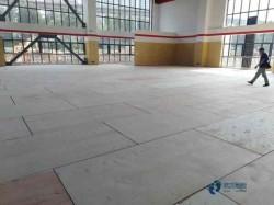 篮球体育地板造价