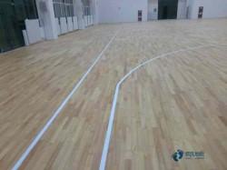 篮球体育地板较低价格